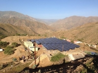 Asmara relies on solar energy, an Italian company in the front row ...